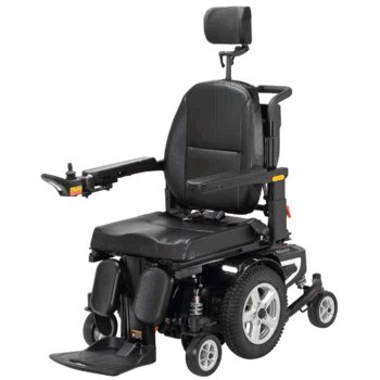 Velocity Rehab Power Chair 02