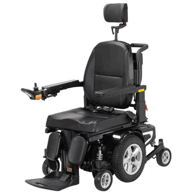 Velocity Rehab Power Chair 02
